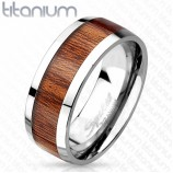 Кольцо из титана  R-TI-4391
