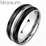 Кольцо из титана R-TI-4397
