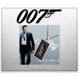 Кулон с логотипом Джеймса Бонд агента 007