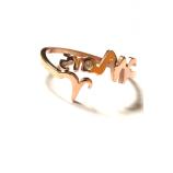DAZ_001 Кольцо Zodiac Овен - Aries