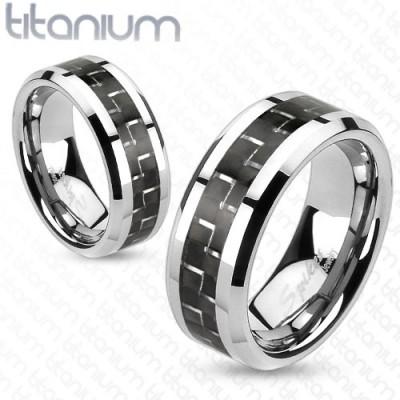 Кольцо из титана R-TI-4368