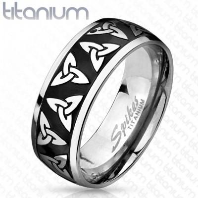 Кольцо из титана R-TI-4399