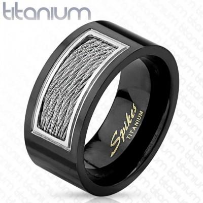 Кольцо из титана R-TI-4401