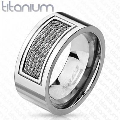 Кольцо из титана R-TI-4402