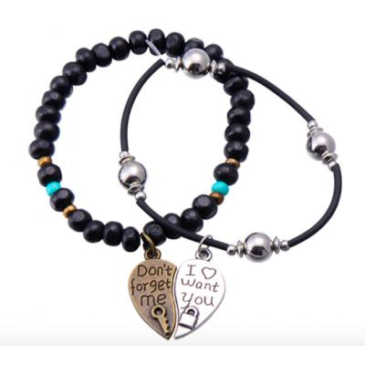 Парные браслеты для влюбленных SPPL_001