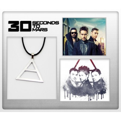 Кулон 30 Seconds to Mars