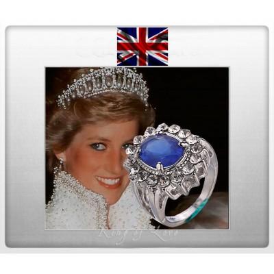 Кольцо Английской Принцессы Дианы