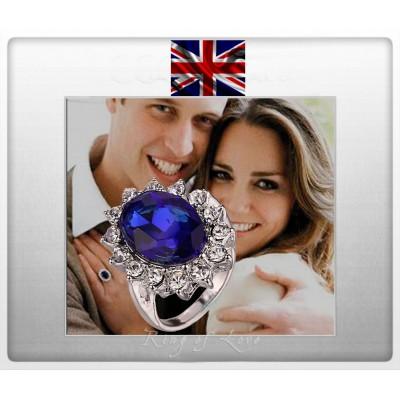 Кольцо Английской Принцессы Кейт Миддлтон