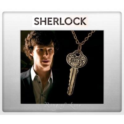 """Ключ от квартиры Шерлока Холмса из сериала """"Шерлок"""""""
