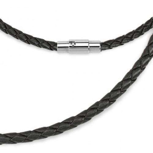 Как сделать кожаный шнурок на шею своими руками