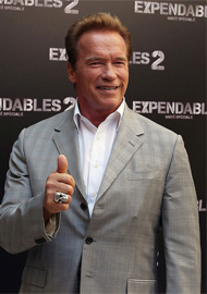 arnold in spikes